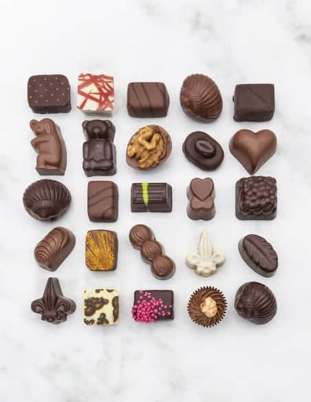 Assortiment - 250Grs - Chocolaterie Beussent Lachelle - Bean to Bar
