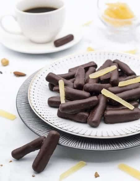 Ginger Sticks - Beussent Lachelle Chocolate Factory - Bean to Bar