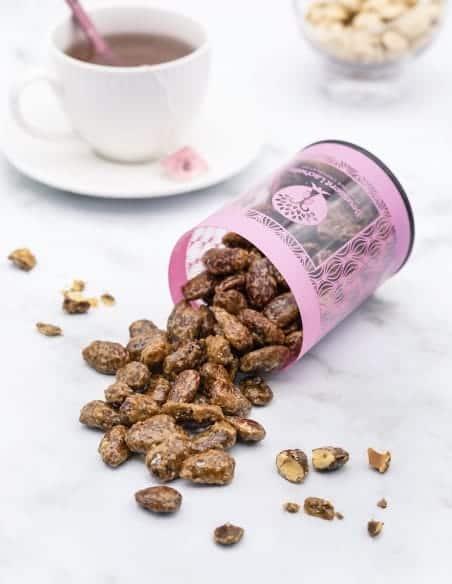 Praline El Amendo - Beussent Lachelle Chocolate Factory - Bean to Bar