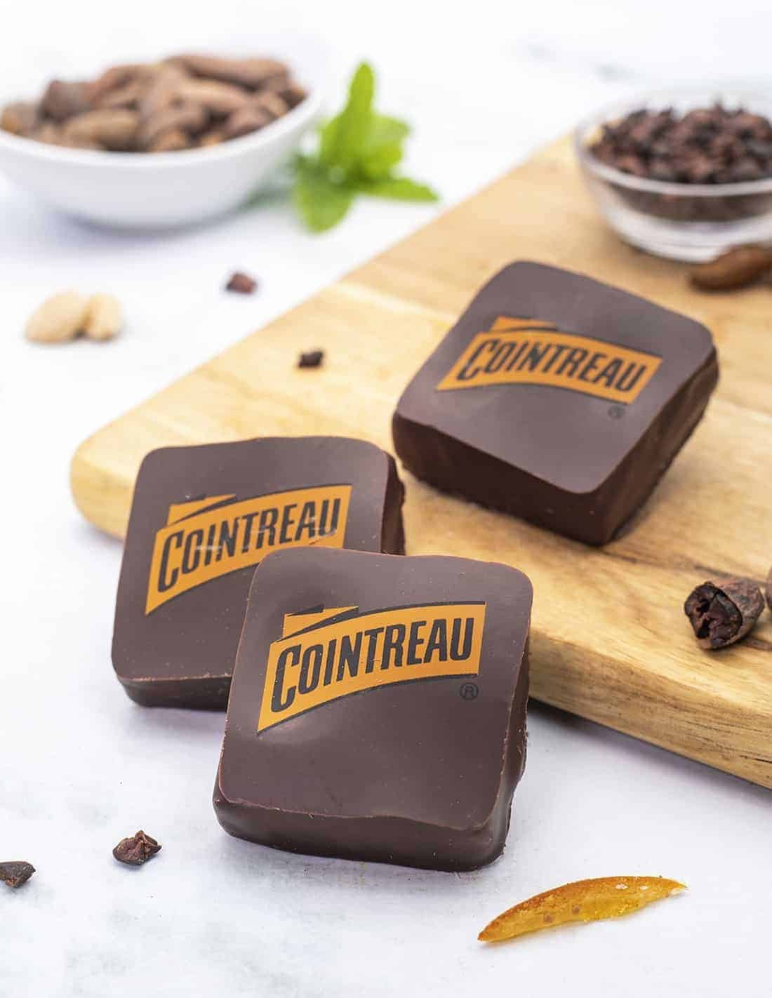Cointreau Ganache - Set of 3