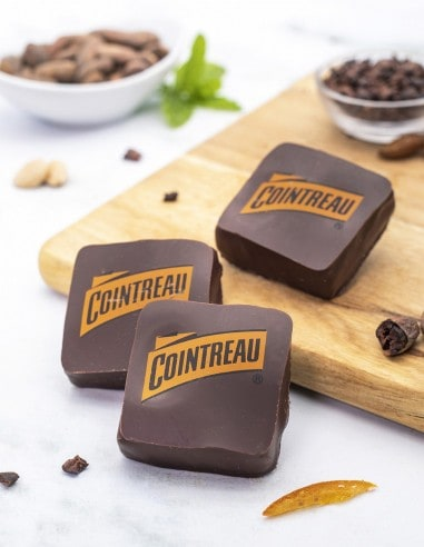 Cointreau Ganache - Set of 3 - Beussent Lachelle Chocolate Factory - Bean to Bar