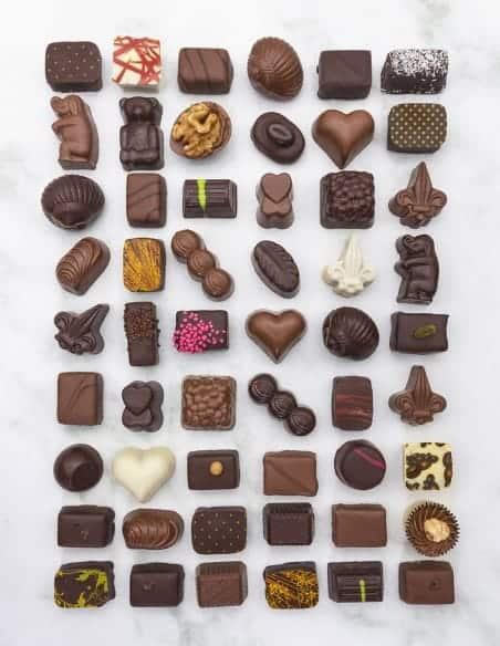 Assortiment - 500Grs - Chocolat Beussent Lachelle
