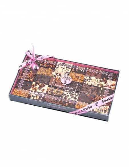 Gourmet Squares Box - Beussent Lachelle Chocolate Factory - Bean to Bar