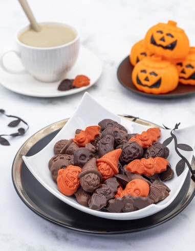 Friture Halloween - Chocolaterie Beussent Lachelle - Bean to Bar