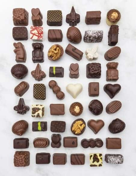 Praliné Noël 500Grs - Chocolaterie Beussent Lachelle - Bean to Bar