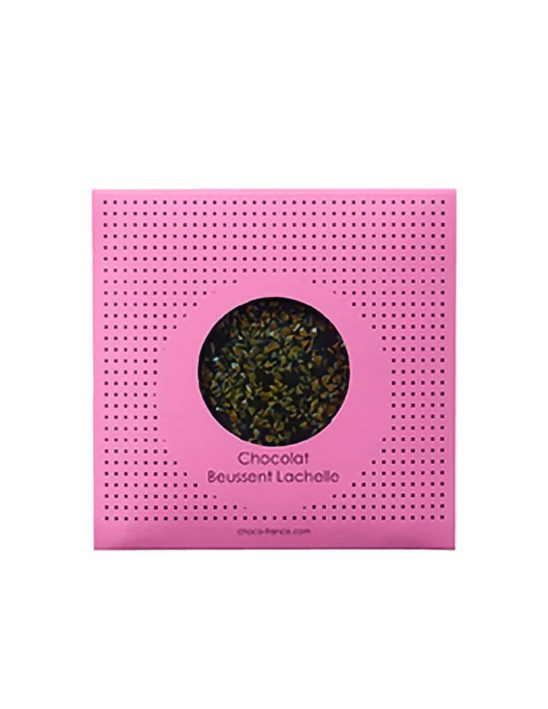 Tablette Equateur Noir Caramel 72%