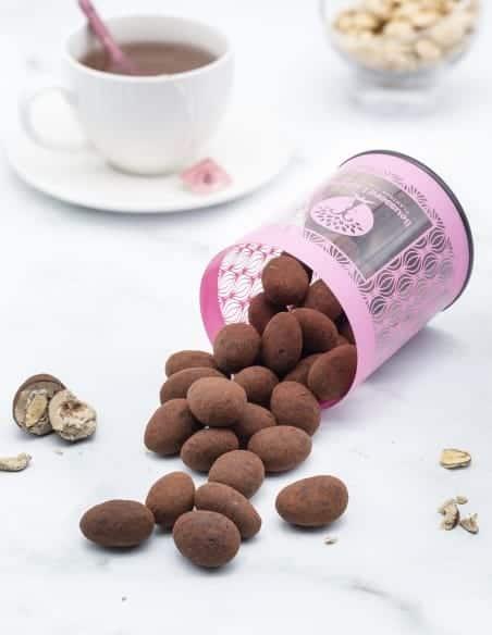 Velours d'amande - Chocolaterie Beussent Lachelle - Bean to Bar