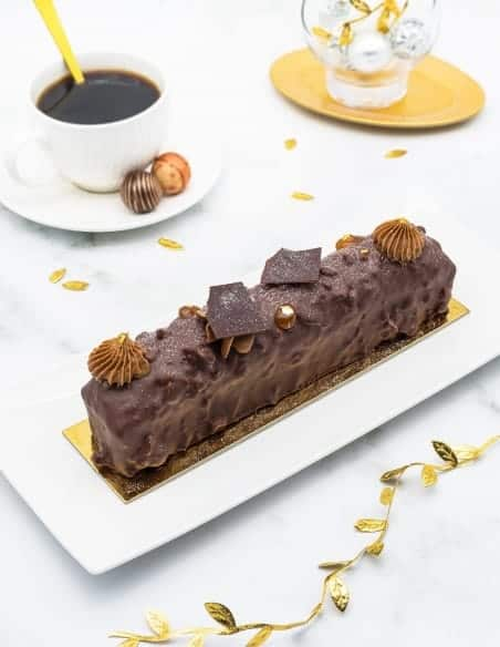 Christmas Cake - Beussent Lachelle Chocolate Factory - Bean to Bar