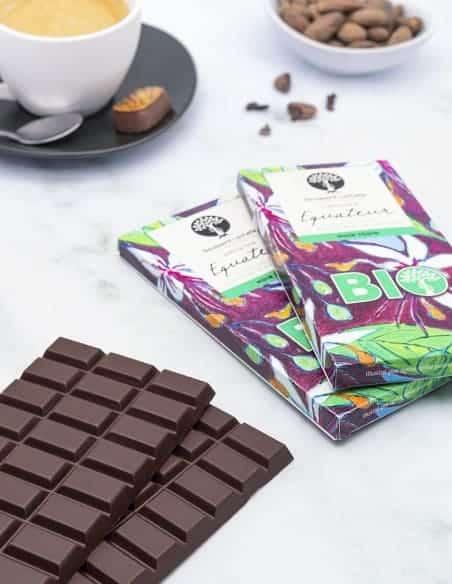Tablette 100% Bio Premium - Beussent Lachelle Chocolate Factory - Bean to Bar