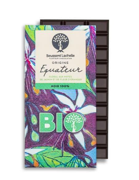 Tablette 100% Bio Premium - Chocolat Beussent Lachelle