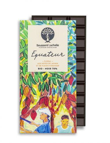 Origin Colombia - Chocolat Beussent Lachelle