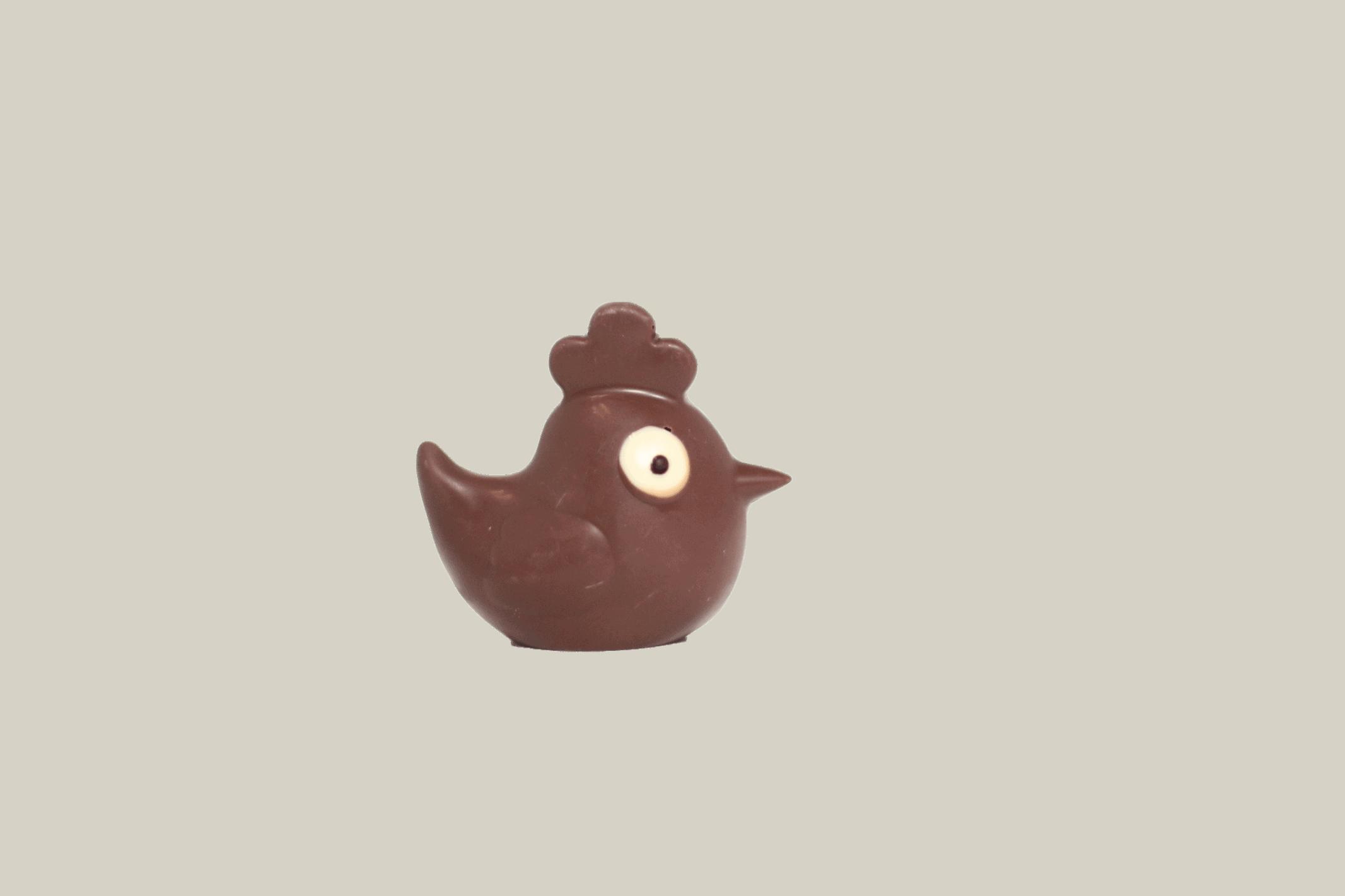 Mini Cocote chocolat au lait